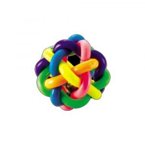 Colourful Ring Ball Toy