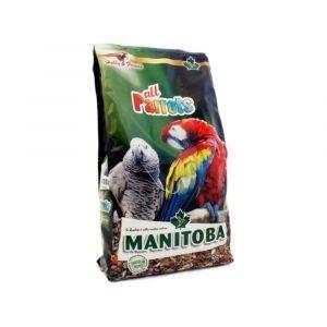 Parrot Food Mixture