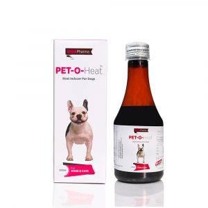 PET-O-HEAT SYRUP
