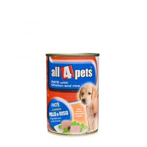 ALL4PETS CHUNKS 400GMS