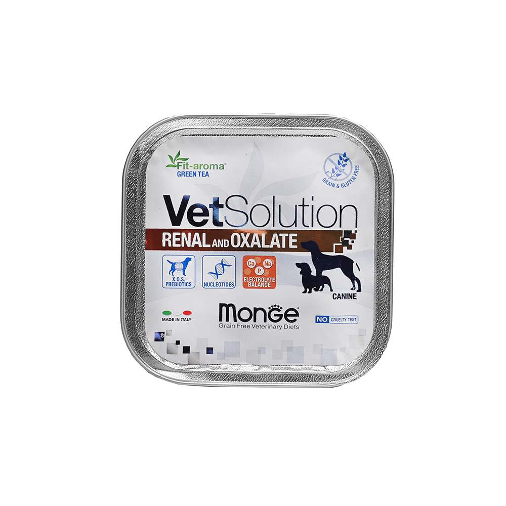 VET SOLUTION CANINE – RENAL AND OXALATE