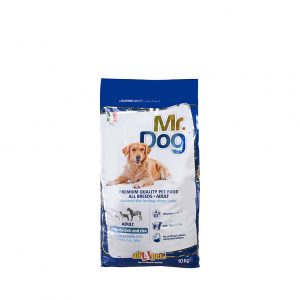 MR DOG ALL BREEDS ADULT WITH CHICKEN & RICE