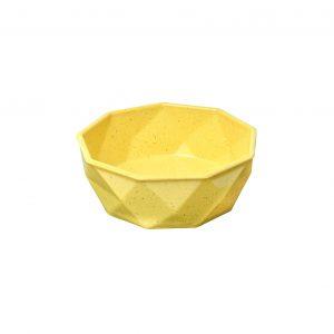 Diamond Bamboo Pet Bowl