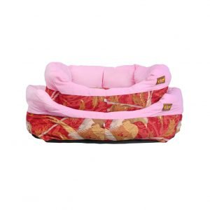 All4pets Sofa Style Multi-Colour Pet Bed For Dogs & Cats