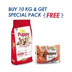 Dog Food Combo offer