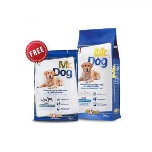 Dog Food Combo offer MR DOG