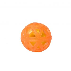 Rubber Toy Ball For Dogs & Cats