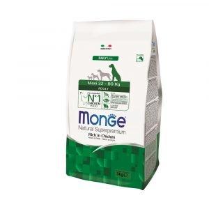 Monge Maxi Adult dog food