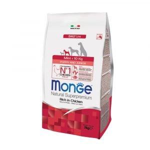 Monge daily line mini
