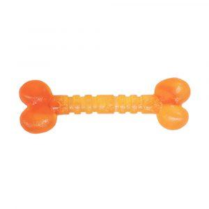 Rubber Toy Bone Shape