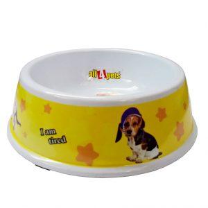 All4pets Plastic Pet Bowl