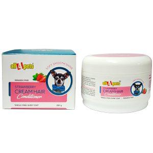 Cream Conditioner For Pets